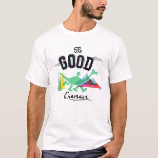 T-shirt La bons tache et Arlo de dinosaure