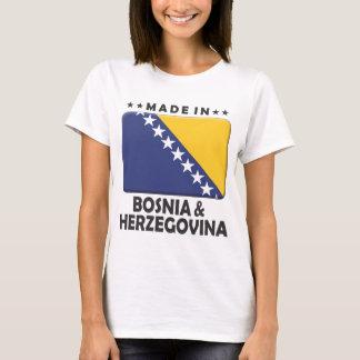 T-shirt La Bosnie-Herzégovine a fait