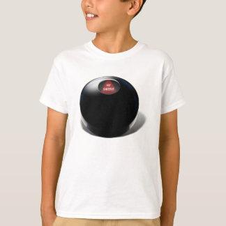 """T-shirt La boule de la magie 8 indique, les """"FO Shizzle """""""