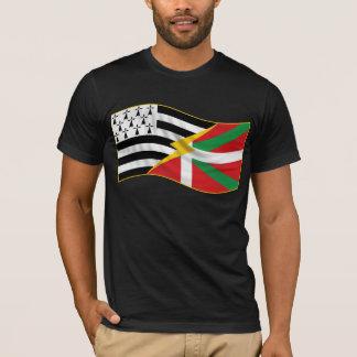 T-shirt La Bretagne et chemise Basque