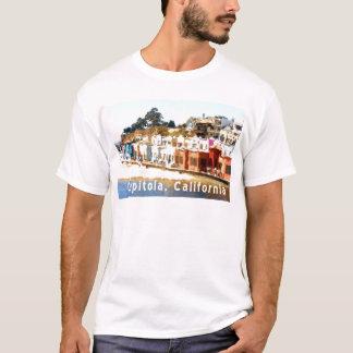 T-shirt La Capitola-Californie