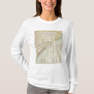 T-shirt La Caroline du Nord et la Caroline du Sud 2