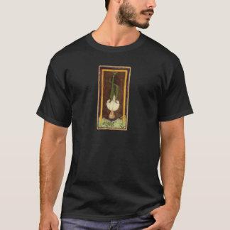 T-shirt La carte de tarot accrochée d'homme
