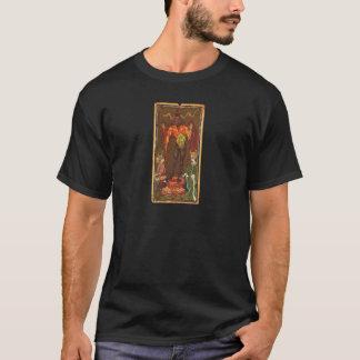 T-shirt La carte de tarot de diable