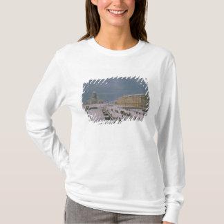 T-shirt La cathédrale d'Isaac et le carré de sénat
