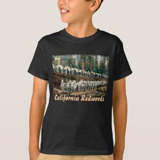 T-shirt La cavalerie s'assemblent sur la chemise de