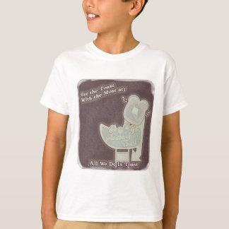 T-shirt La Chambre de Huey du pain grillé