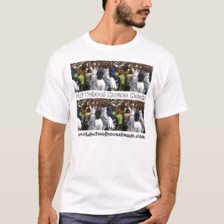 T-shirt La Chambre de vieille école dirige le T-1 de foule
