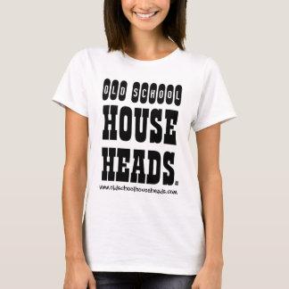 T-shirt La Chambre de vieille école dirige Madame T Basic