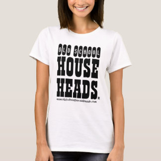 T-shirt La Chambre de vieille école dirige Madame Tank 1
