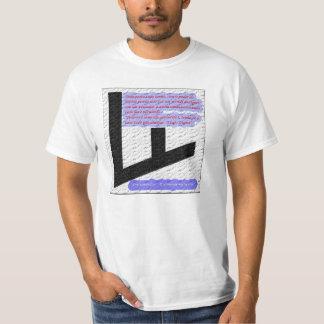 T-shirt… La chance est une étape mon devant T-shirt