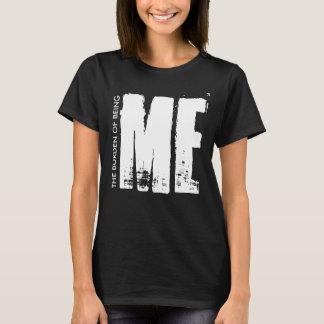 T-shirt la charge d'être JE
