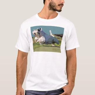 T-shirt La chasse est allumée !