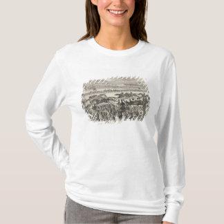 T-shirt La chasse grande de Liverpool Steeple mercredi