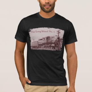 T-shirt La chemise 1900 des hommes locomotifs de Baldwin