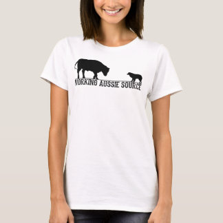 T-shirt La chemise de base des femmes