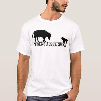 T-shirt La chemise de base des hommes
