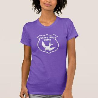T-shirt La chemise de camp originale de moulin de vallée
