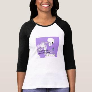 T-shirt La chemise de dépendance de perle de Deady