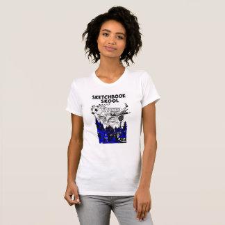 T-shirt La chemise de Jean-Christophe Defline