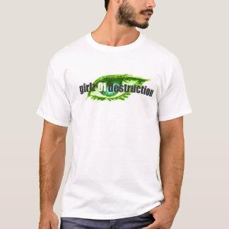 T-shirt La chemise de KrYsTaL