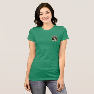 T-shirt La chemise de la femme implacable