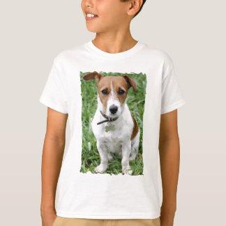 T-shirt La chemise de l'enfant de Jack Russell Terrier