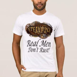 T-shirt La chemise de l'homme de Steampunk