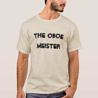 T-shirt La chemise de Meister de hautbois