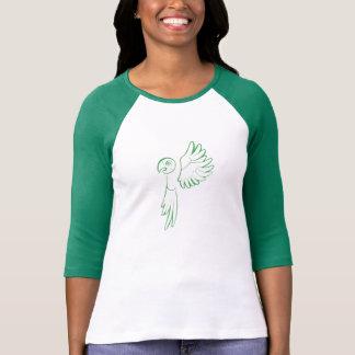 T-shirt La chemise de perroquet
