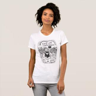T-shirt La chemise de Prashant Miranda