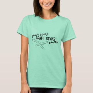 T-shirt La chemise de professeur de TIGE ou de VAPEUR avec