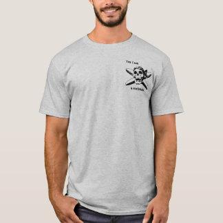 """T-shirt """""""" la chemise de surfpirate"""