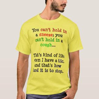 T-shirt La chemise de Tourette