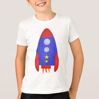 T-shirt La chemise des enfants de bateau de Rocket