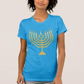 T-shirt La chemise des femmes de Menorah