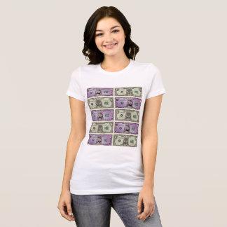 T-shirt La chemise des femmes de MNYSLV