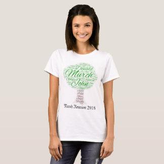 T-shirt La chemise des femmes de Murch