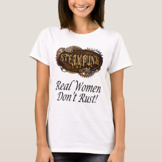 T-shirt La chemise des femmes de Steampunk