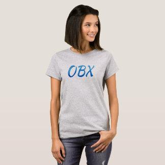 T-shirt La chemise des femmes externes de banques de
