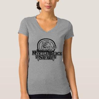 T-shirt La chemise des femmes - GRIS