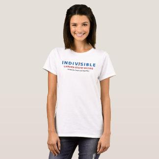 T-shirt La chemise des femmes indivisibles de GSV