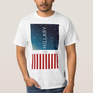 T-shirt La chemise des hommes de Hillary Clinton