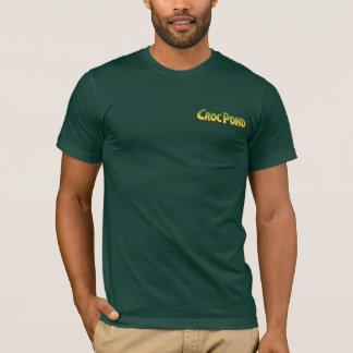 T-shirt La chemise des hommes de la PUCE de CrocPond