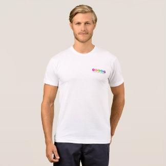 T-shirt La chemise des hommes de P.R. de festin