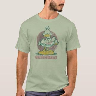 T-shirt La chemise des hommes de Quackers