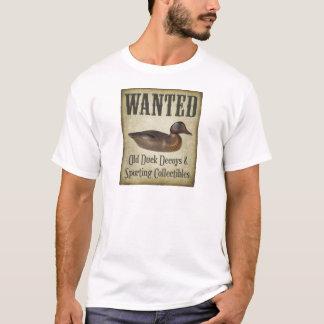 T-shirt La chemise des hommes - voulue : Leurres