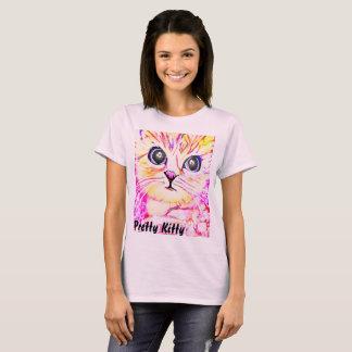 T-shirt La chemise des jolies femmes de Kitty