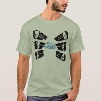 T-shirt La chemise du citoyen de pel