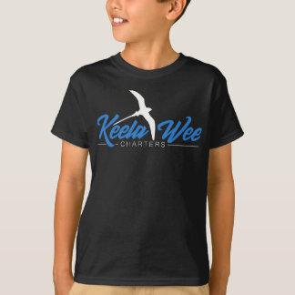 T-shirt La chemise foncée de l'enfant